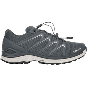 Lowa Maddox GTX Low Shoes Women anthracite/offwhite
